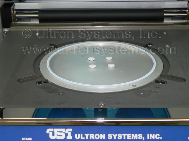 Ultron Systems Inc Wafer Frame Film Mounters Uh114